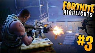 Fortnite:HIGHLIGHTS#3