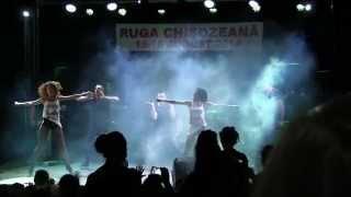 Alex Velea Intro @ Ruga Chisozeana ( 15.08.2014 ) - Live Band