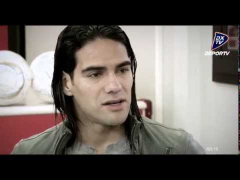 Ídolos por el mundo n°8 - Radamel Falcao - Parte uno