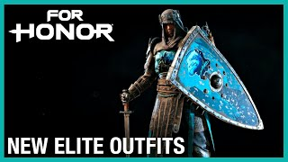 For Honor: New Elite Outfits | Weekly Content Update: 12/5/2019 | Ubisoft [NA]