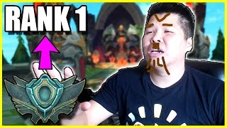 FINISHING MY PLACEMENTS 💥 - Challenger to RANK 1 - Ep. 2   League of Legends