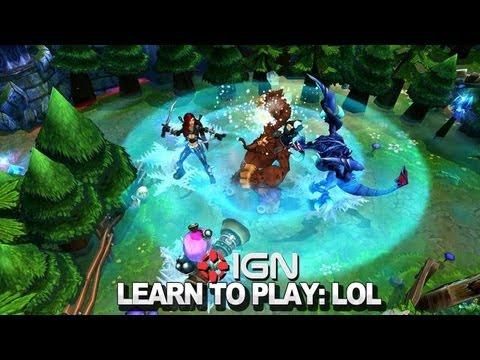 Learn to Play: League of Legends