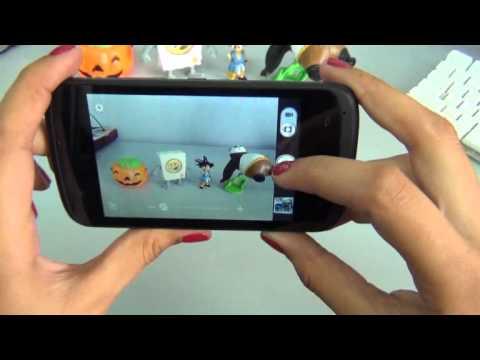 Smartphone AIRIS de El Popular - Cámara de fotos