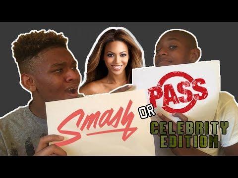 Hilarious Smash or Pass | Celebrity Edition | JustJonahTV
