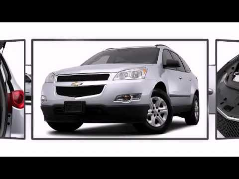 2012 Chevrolet Traverse Video