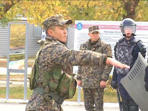 Воинская часть 5517 провела дни открытых дверей