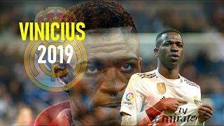 Vinicius Jr 2019 - Next Generation - Unreal Skills Goals & Assists - Real Madrid