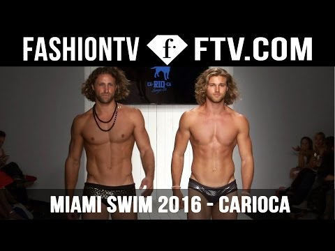 Carioca at Art Hearts Fashion | Miami Swim Week Spring/Summer 2015 | FashionTV
