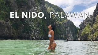 EL NIDO ISLAND HOPPING TOUR A & C | Palawan Travel Diary
