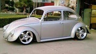 Custom 1969 VW Beetle