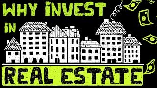 Why YOU should invest in Real Estate Rental Property (Long-Term Net Worth Growth)