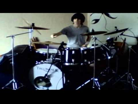 Tom - Avenged Sevenfold - Until The End (drum Cover) video
