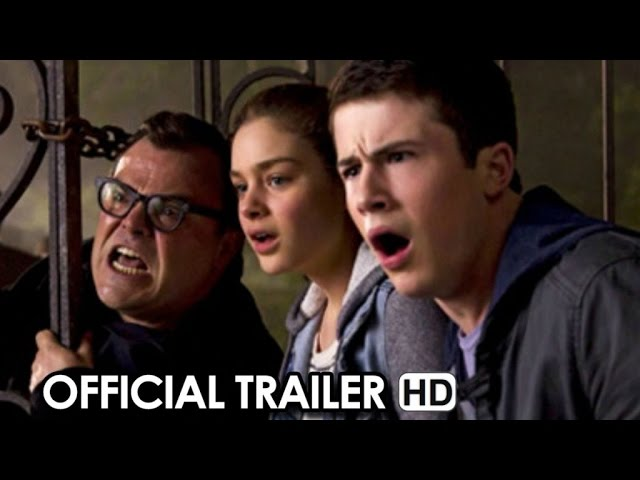 GOOSEBUMPS Official Trailer (2015) - Jack Black HD