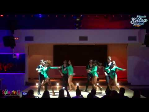 Los Guerreros Show | 2.Chania Salsa Festival