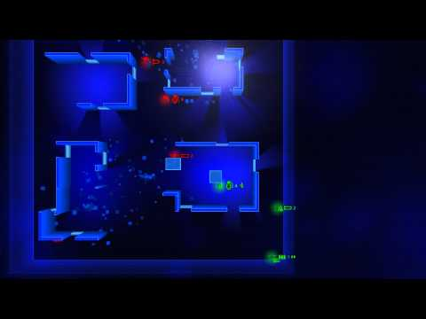 Frozen Synapse: erendis (green) vs -TB- (red) - Extermination