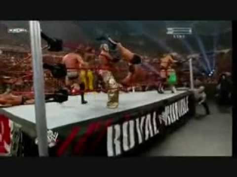 WWE SmackDown Royal Rumble 2009