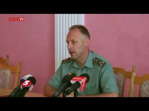 Брифінг обласного військового комісара Валерія Чурая