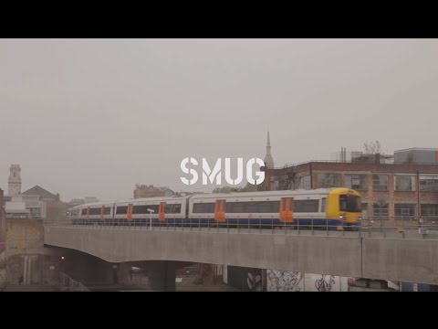Spraying Bricks - Episode 1 - SMUG