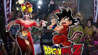 Tabuh joged Dragon Ball Rindik Suaraning hati