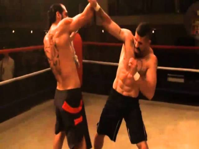 Invicto 3 Fight Boyka vs Dolor
