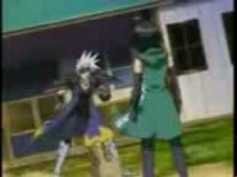 Bakugan Shadow vs Shun Bakugan-shun Kazami,ingram vs