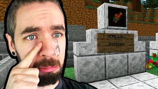 We Lost Someone REALLY Special Today In Minecraft - Part 27
