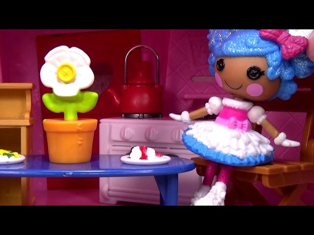 Мультик Лалалупси сериал ОДНА СЕМЬЯ 10 серия #Куклы #Игрушки мультфильм для детей из игрушек