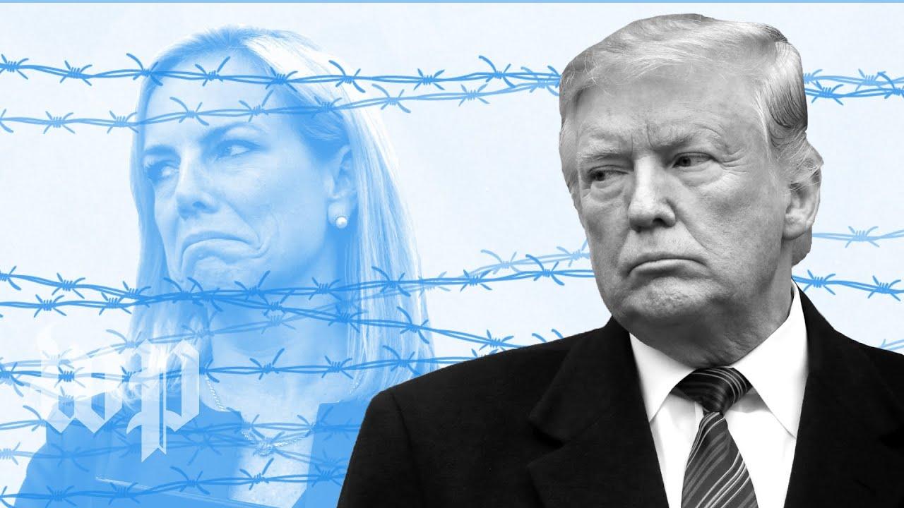 Opinion | Kirstjen Nielsen was cruel. Trump is worse.