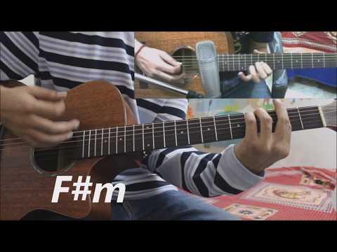 Download Lagu  Kaise Hua - Kabir Singh - Vishal Mishra - Hindi Guitar Cover Lesson Chords Easy Mp3 Free