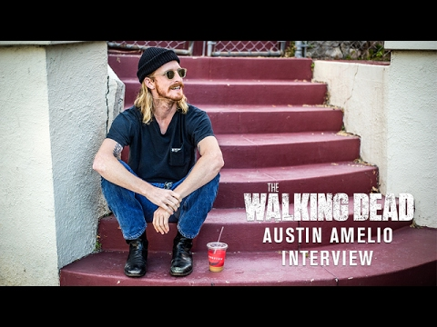 Interview With The Walking Dead's Austin Amelio