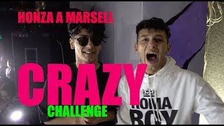 Honza a Marsell: CRAZY CHALLENGE!