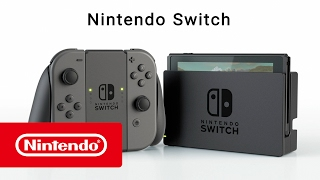 Hardware de Nintendo Switch