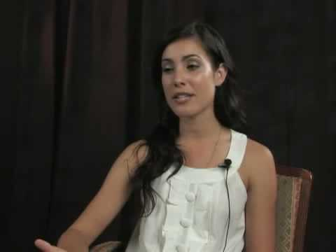 Carly Pope Interview for YPF Video