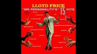Watch Lloyd Price Where Were You video