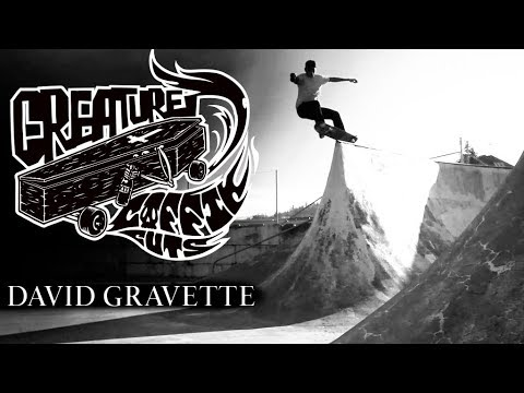 The Creature Video Coffin Cuts: David Gravette
