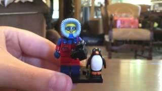 "Lego MiniFigures Series 16 ""Wildlife Photographer"