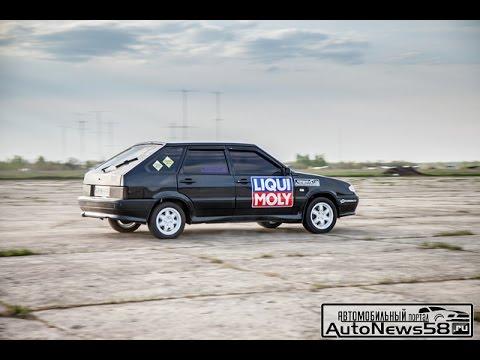Autonews58 Racing Team - Подготовка к Drag-Racing, тесты телеметрии