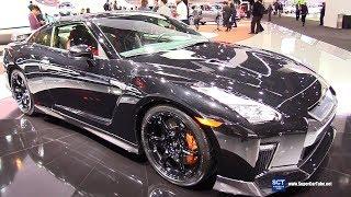 2018 Nissan GT-R - Exterior  Walkaround - 2018 Detroit Auto Show