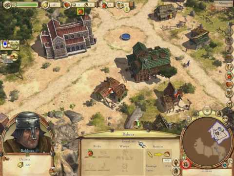 Обзор The Settlers: Rise of an Empire