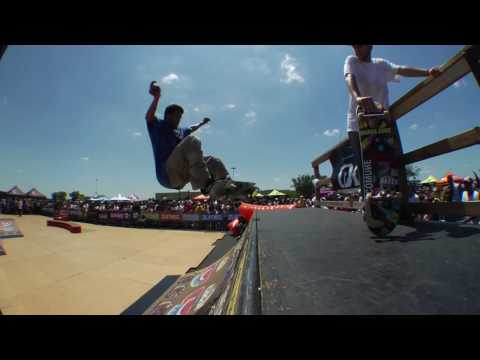 Lakai A Texas Two Step with Zumiez Video