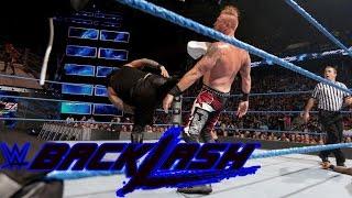 Heath Slater & Rhyno vs. The Usos: WWE Backlash, September 11, 2016