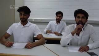 3 idiots in english class