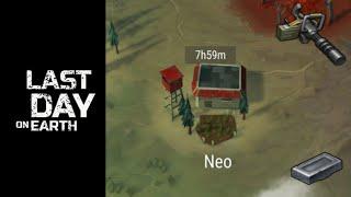 Last day on earth raid de player Neo