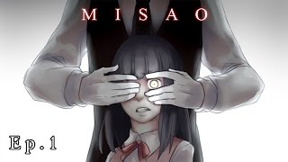 TOO MANY JUMPSCARES, TOO MANY DEATHS!! | Let's Play: Misao (Ep.1)