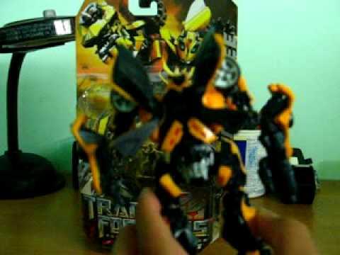 Robot Replicas Bumblebee review