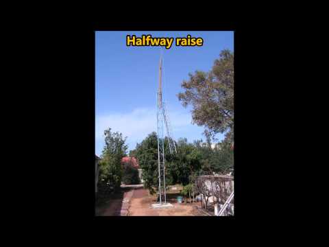ham radio tower antena number 4