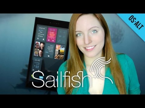 Sailfish Mobile OS - Jolla Revives MeeGo for Phones
