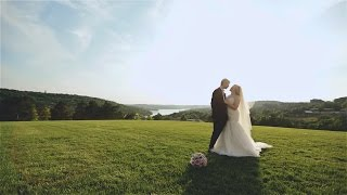 Big Cedar Lodge wedding film {Branson wedding video}