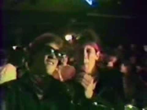 1983 Bourbon Street Contest - Loverboy Strike Zone - Stebbins High School