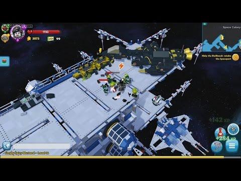 LEGO Minifigures Online 🎮 SPACE world + series 14 figures!